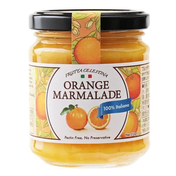 オレンジマーマレード:オレンジマーマレード