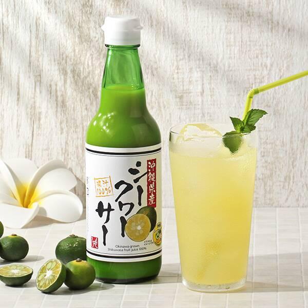 もへじ 沖縄県産シークヮーサー果汁100% 360ml 商品画像