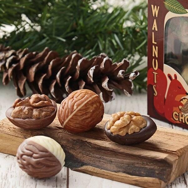 ショコノーテン ウォルナッツチョコレート