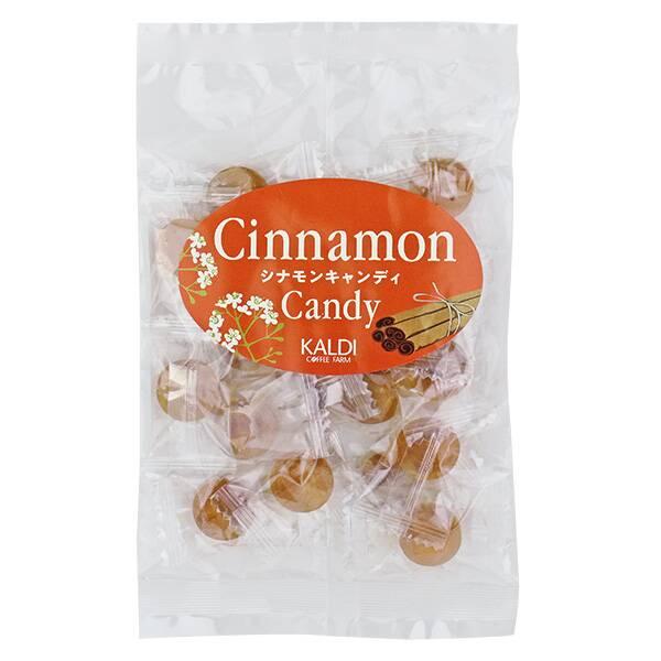 シナモンキャンディ 70g - カルディコーヒーファーム オンラインストア