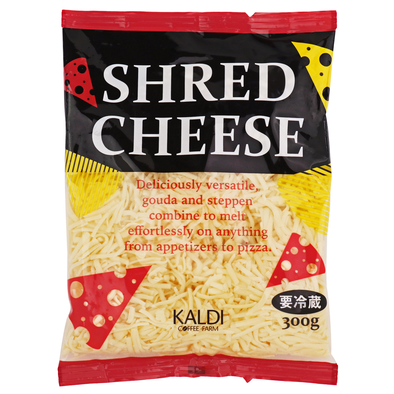 オリジナル シュレッドチーズ