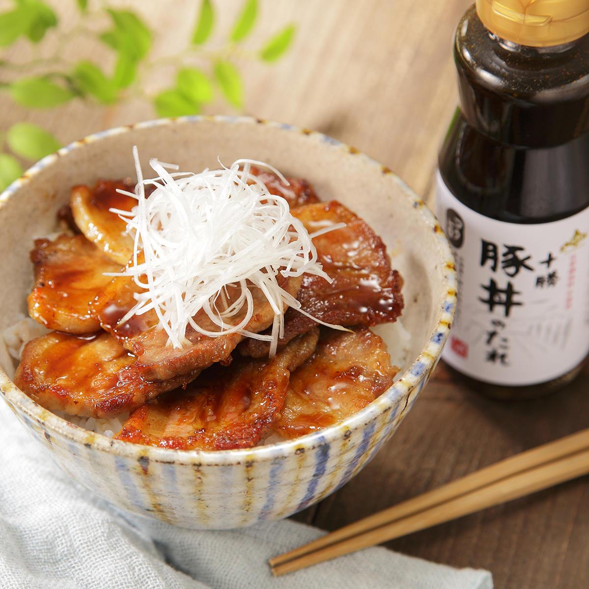 もへじ北海道から_十勝豚丼のたれ