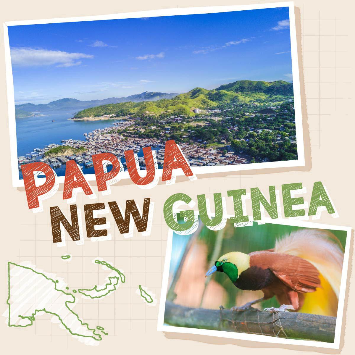 コーヒーの旅_パプアニューギニア01
