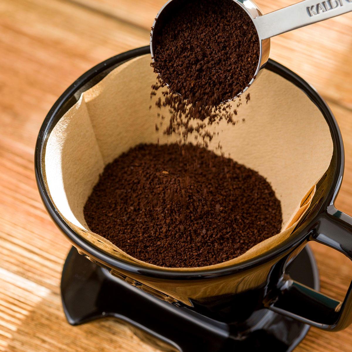コーヒーのいれ方_ハンドドリップ_STEP2