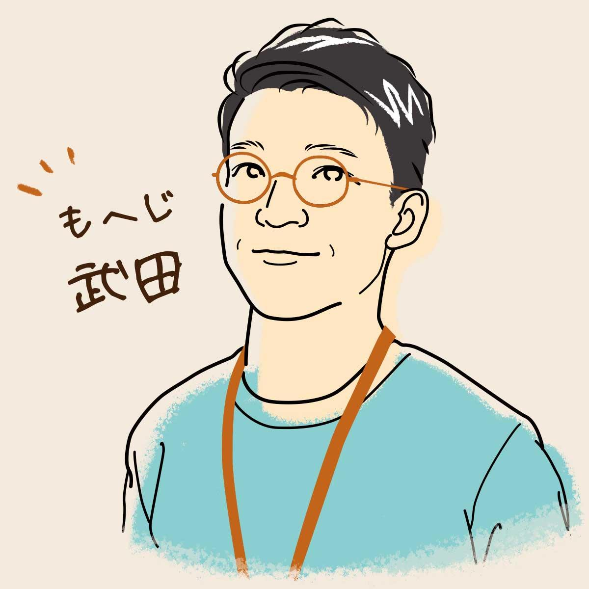 もへじ_武田