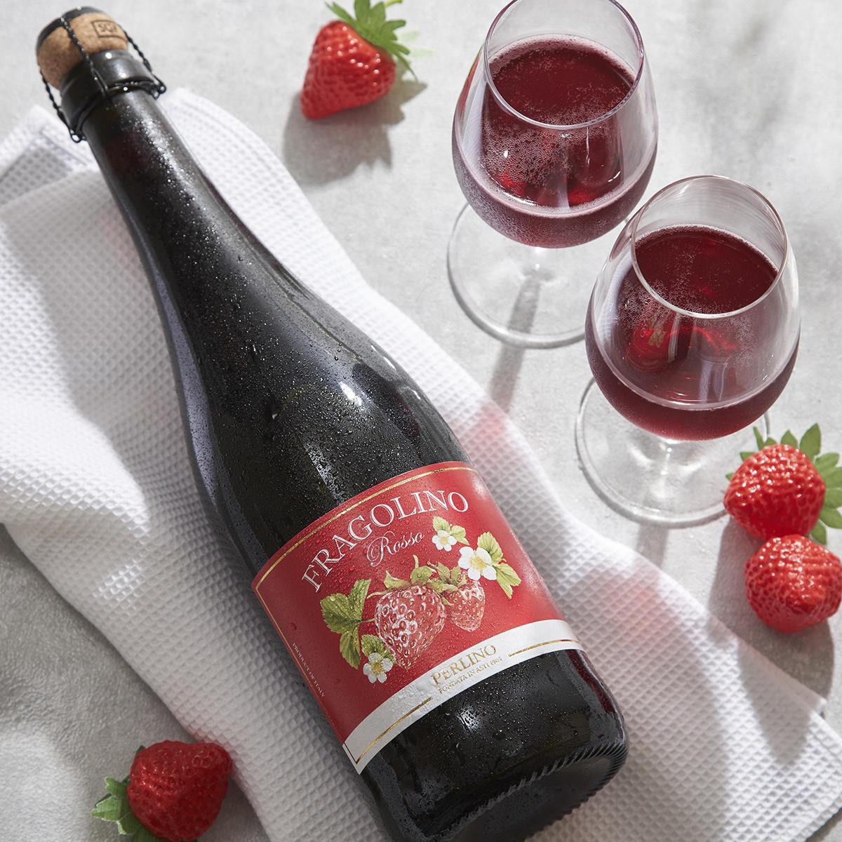 夏ワインおすすめ便り_フラゴリーノロッソ